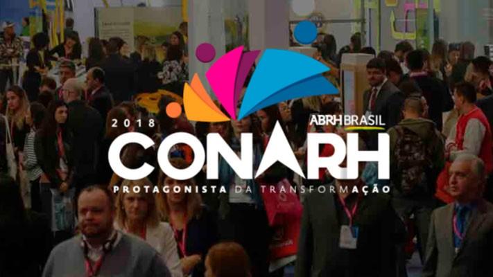 Você é nosso convidado para a EXPO CONARH 2018