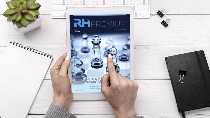 Revista RH Premium | Melhores Práticas em RH