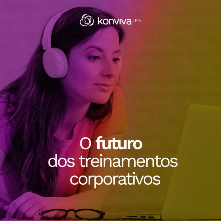 O futuro dos treinamentos corporativos